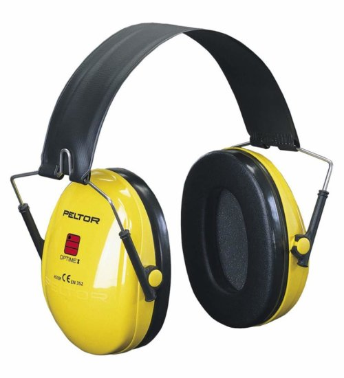 3M Peltor Optime I Ear Defenders Over Head H510A SNR27