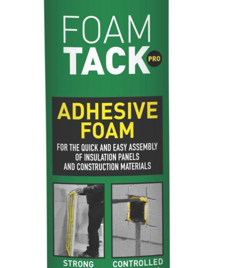 Tec 7 Foamtack - adhesive foam 750ml
