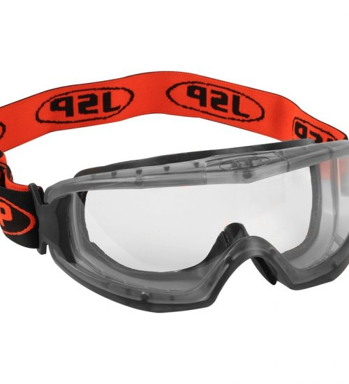 JSP EVO indirect vent goggle - clear lens - anti mist - scratch resistant