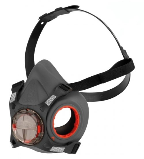 JSP Force 8 half mask - MASK ONLY