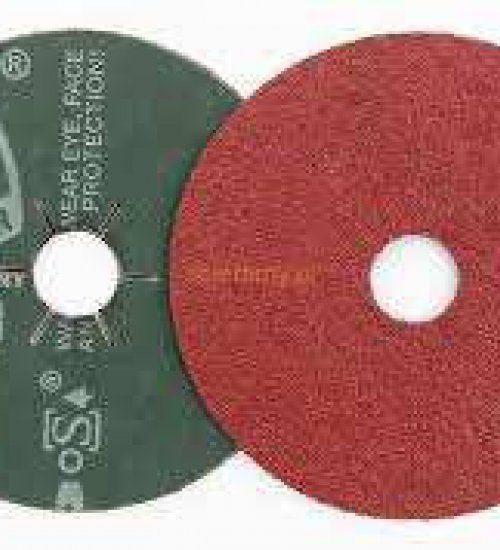 Klingspor CS561 115mm Fibre disc for steel star holed