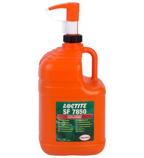 Loctite SF 7850 Citrus Pumice Hand Cleaner 3L - Solvent free and skin friendly