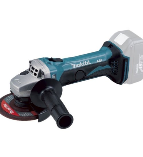 Makita DGA452Z 18v Cordless Angle Grinder 115mm BODY ONLY