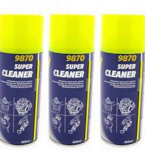 Mannol 9870 Super Cleaner industrial degreaser