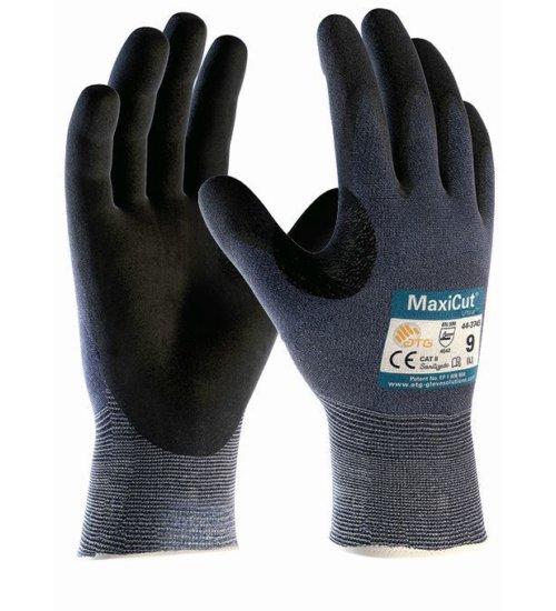 Maxicut Ultra level 5 cut rated palm coated glove