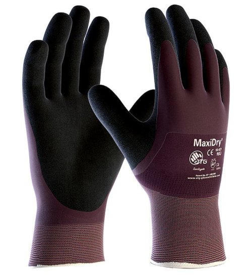 MaxiDry Zero thermal waterproof glove for extreme conditions