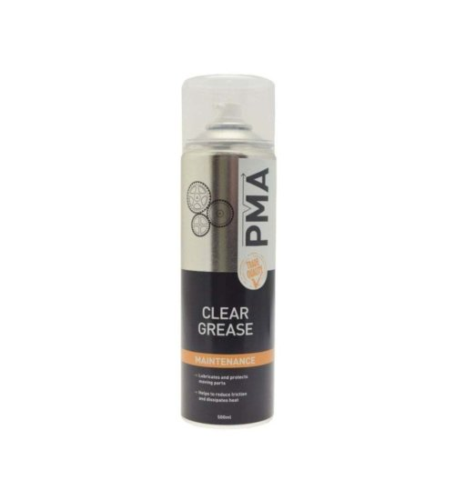 PMA clear grease - BOX 12 - 500 ML aerosol