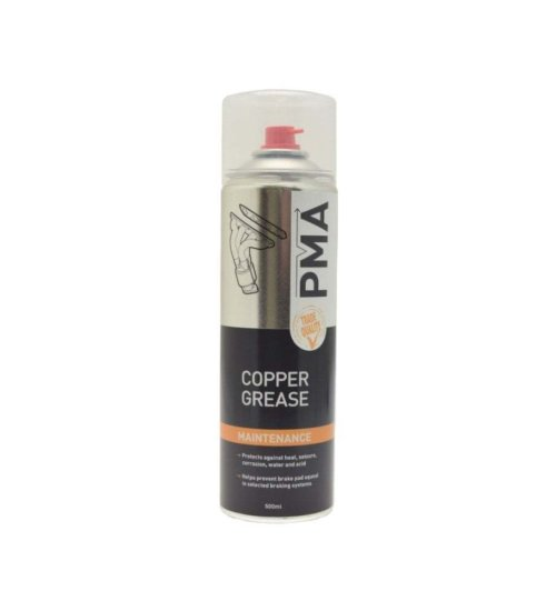 PMA copper grease aerosol - BOX 12 500ml