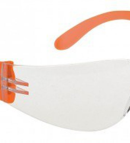 PW32 Portwest wrap around safety glasses standard - Box 10
