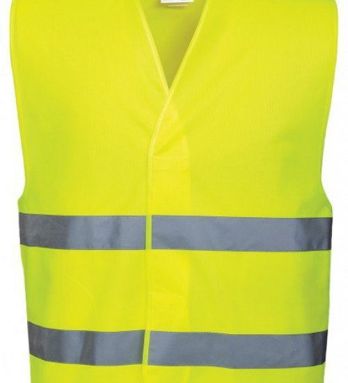 Portwest C474 Hi-Vis vest two reflective band