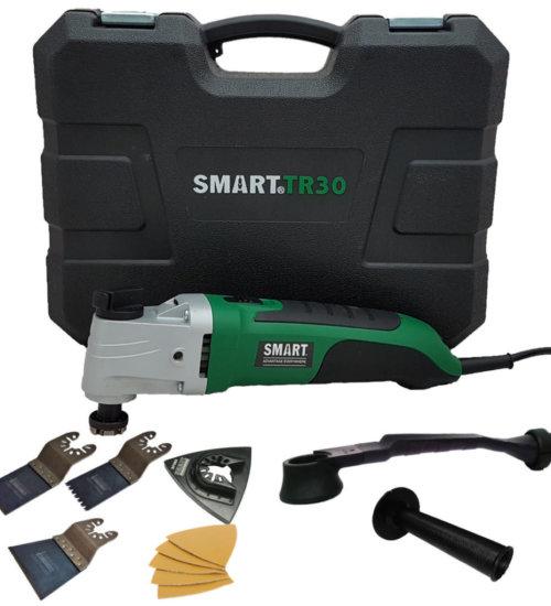 SMART TR30 TRADESMAN MULTI-TOOL - Starter kit tool and accessories