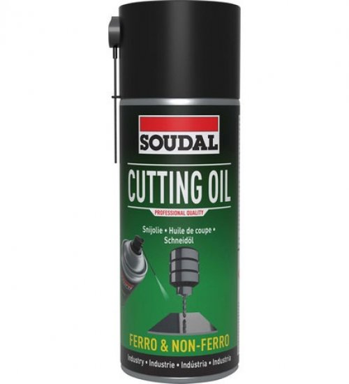 Soudal cutting oil for cutting and drilling metal