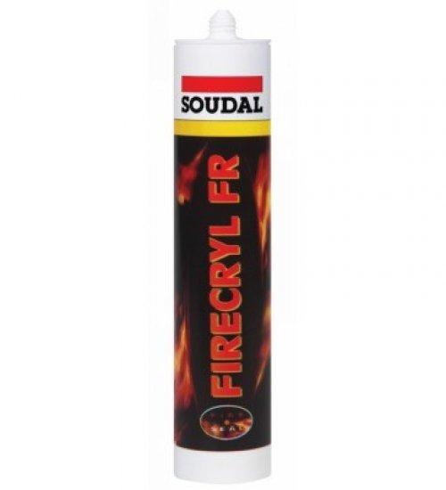 Soudal Firecryl FR - Intumescent acrylic sealer 300ml