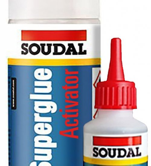 Soudal Clear Mitre-kit (2 sizes)