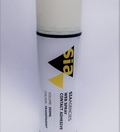 SIA Spray adhesive aerosol 500ml