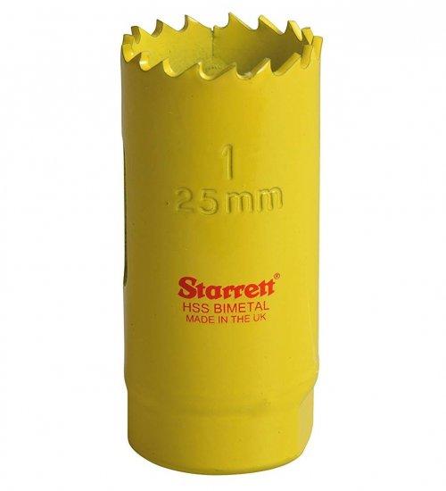 Starrett Bi-Metal HSS Holesaw
