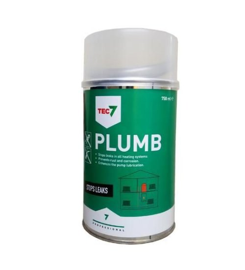 Tec 7 Plumb - non clogging leak stopper 750ml