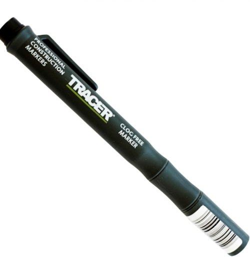 Tracer clog free marker pen - Black