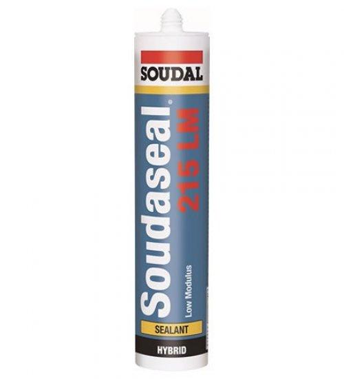 Soudaseal 215LM hybrid polymer sealant.