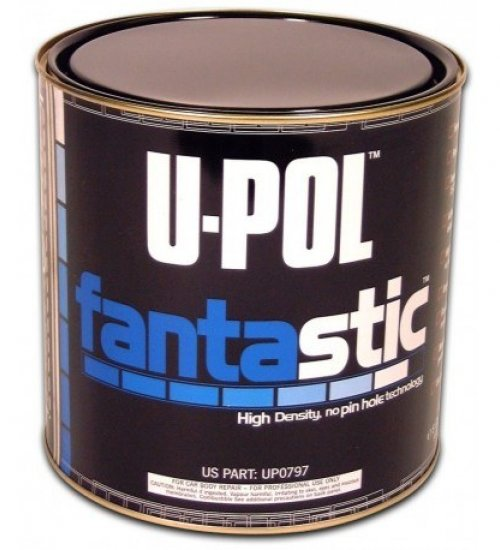 UPOL Fantastic lightweight body filler 3 litre tin