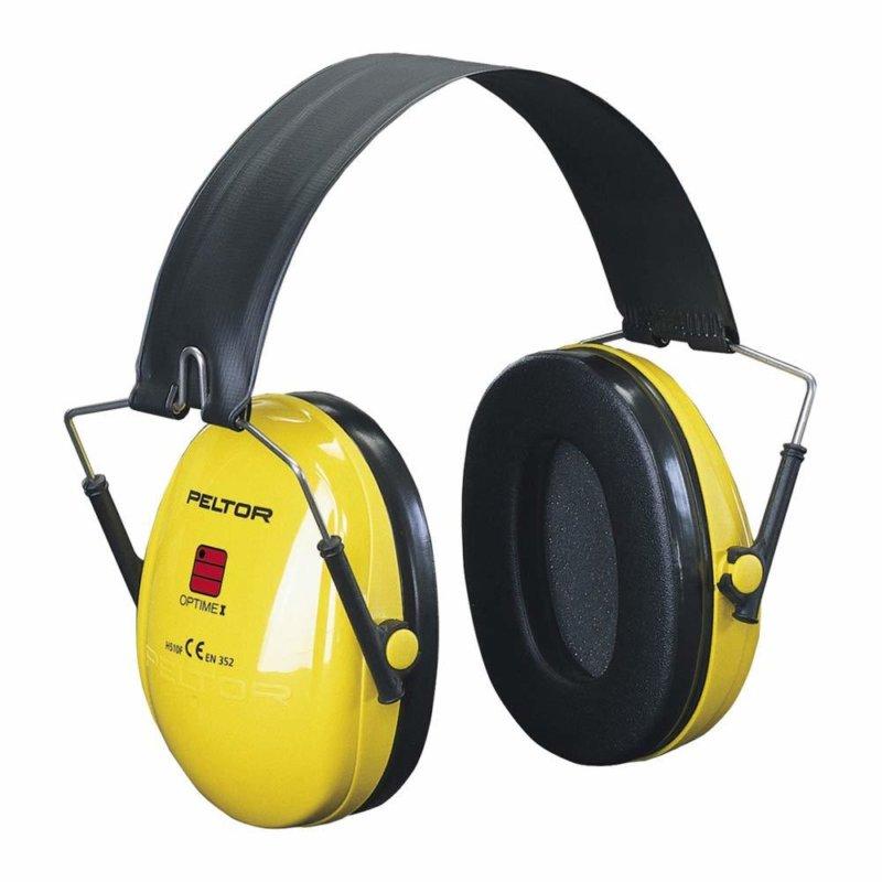 3M Peltor Optime I Ear Defenders Over Head H510A SNR27