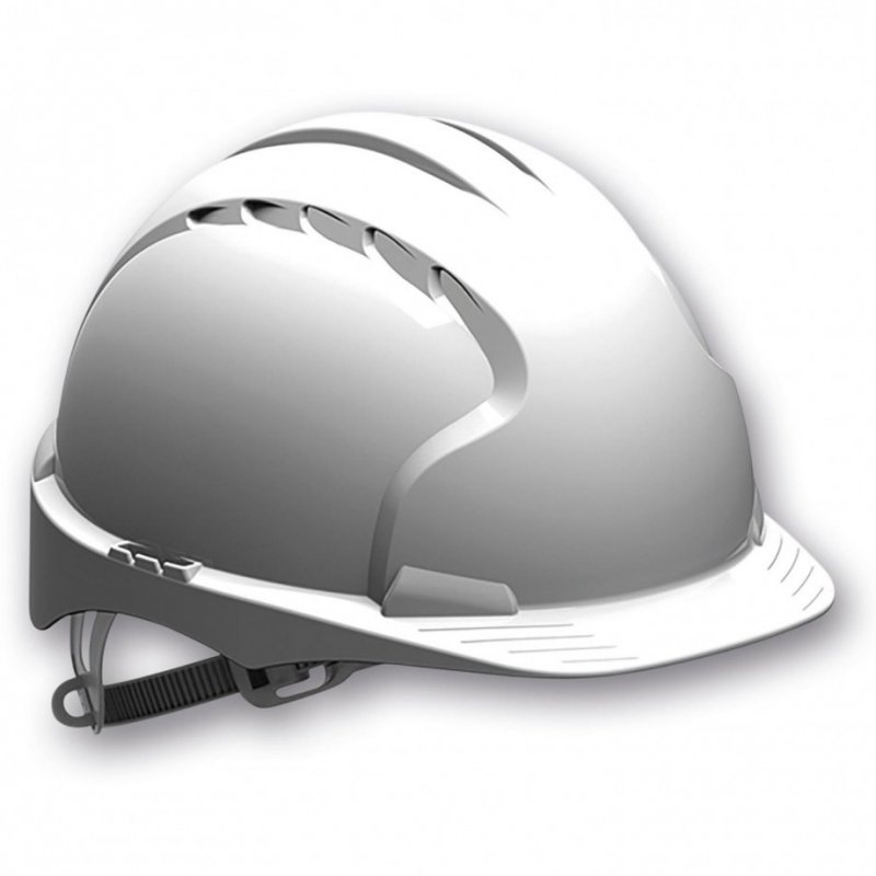 JSP EVO 2 Safety helmet - Hard hat - with slip ratchet: One size fits all