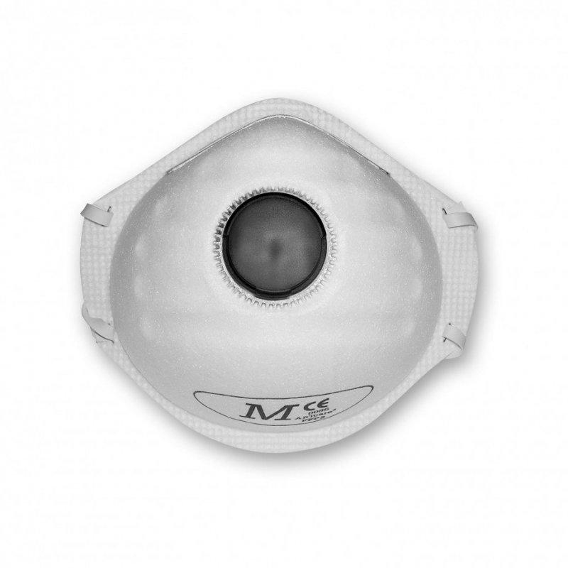 FFP2 moulded JSP Martcare disposable dust mask (pack 20)