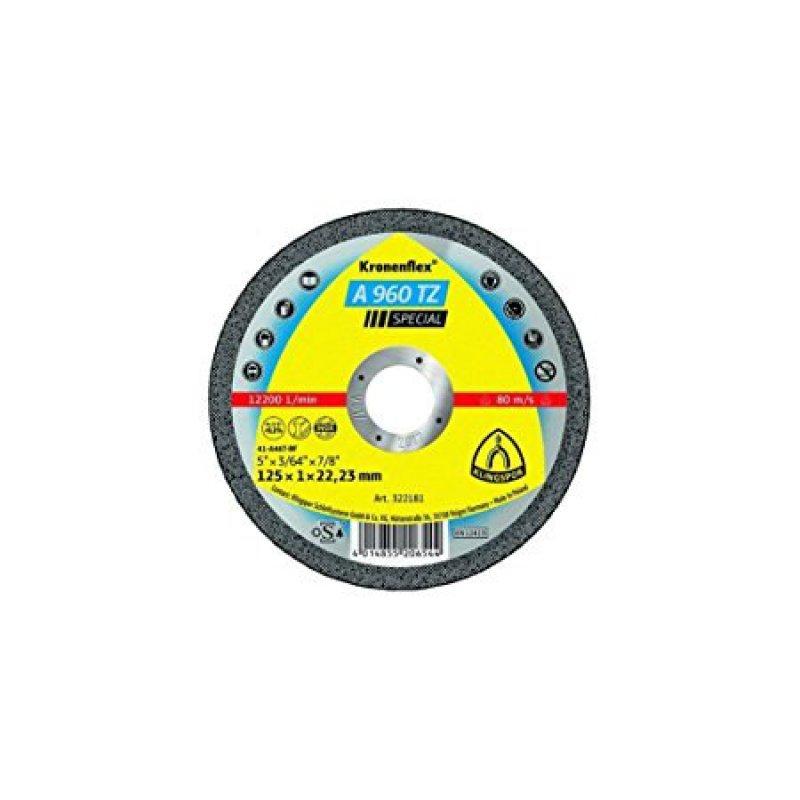 Klingspor A960tz Special premium one mil cutting disc 115 x 1 cut off wheel