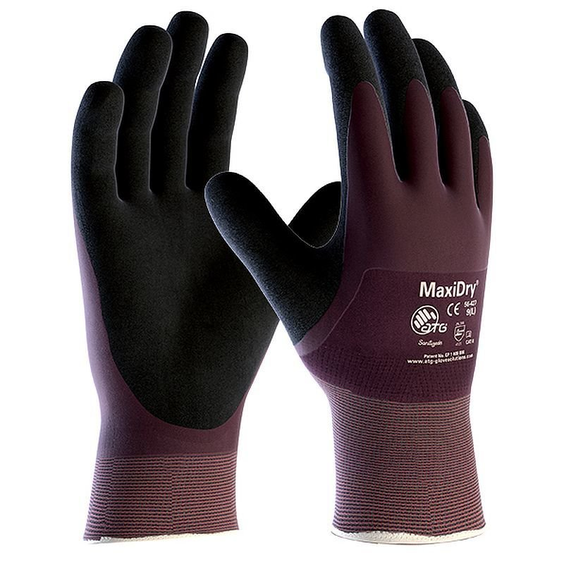 MaxiDry Zero thermal waterproof glove for extreme conditions - 72 pairs
