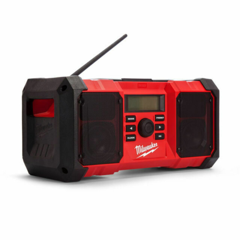 MILWAUKEE M18 JSR-0 JOBSITE RADIO 18V BODY ONLY