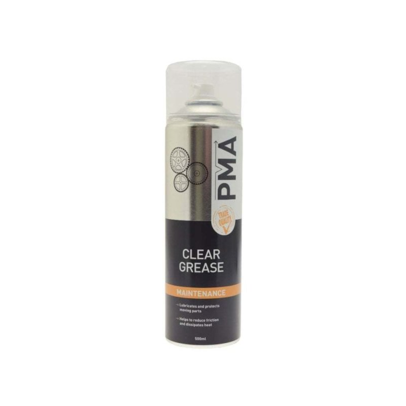 PMA clear grease - 500 ML aerosol