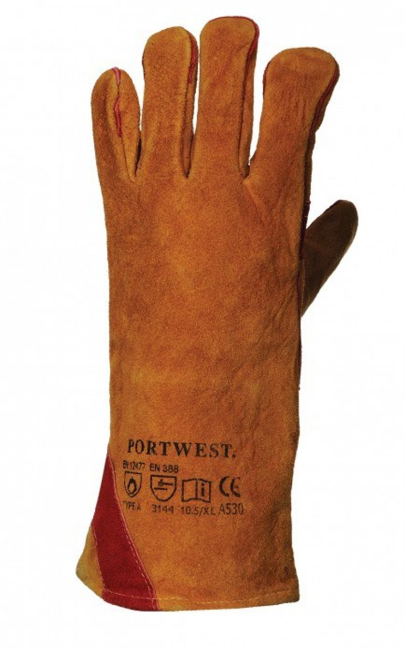 Portwest A530 Premium welders gauntlet
