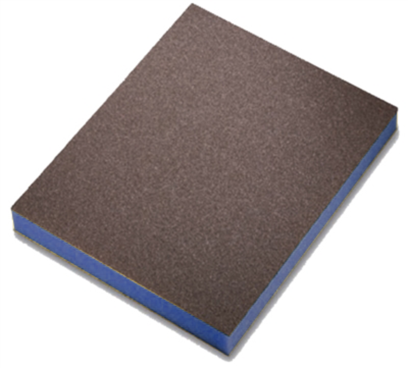SIA - Siasponge flex 7983 abrasive pad - 120 x 98 x 13mm BOX of 10
