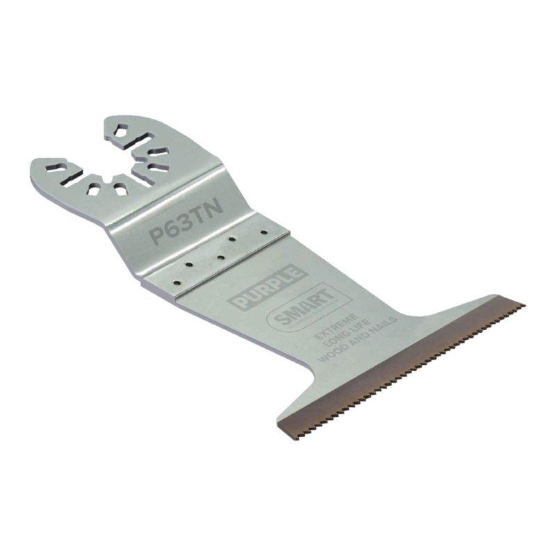 SMART Purple Series 63mm Titanium Alloy Bi-metal Blade P63TN1