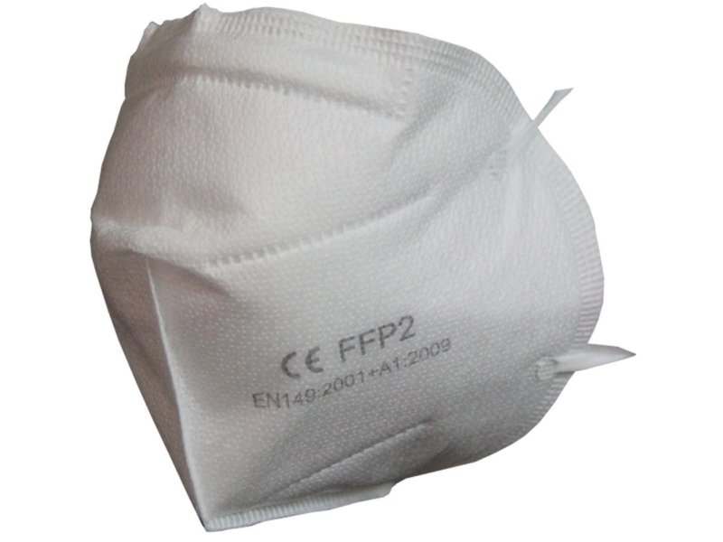 FFP2 Dust masks - Certified/meet all standards - Shuyian branded respirator MOQ 10