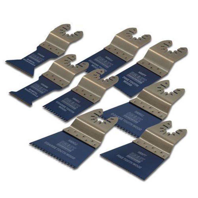 SMART H8MAK - 8 piece multi tool blade set