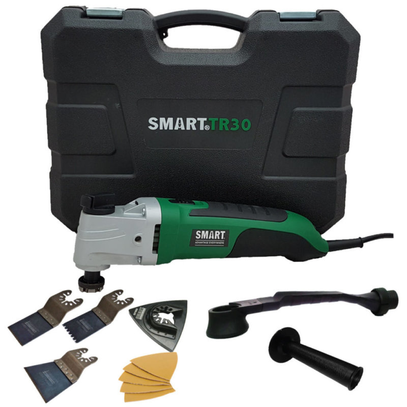 SMART TR30 TRADESMAN MULTI-TOOL - Starter kit tool and accessories