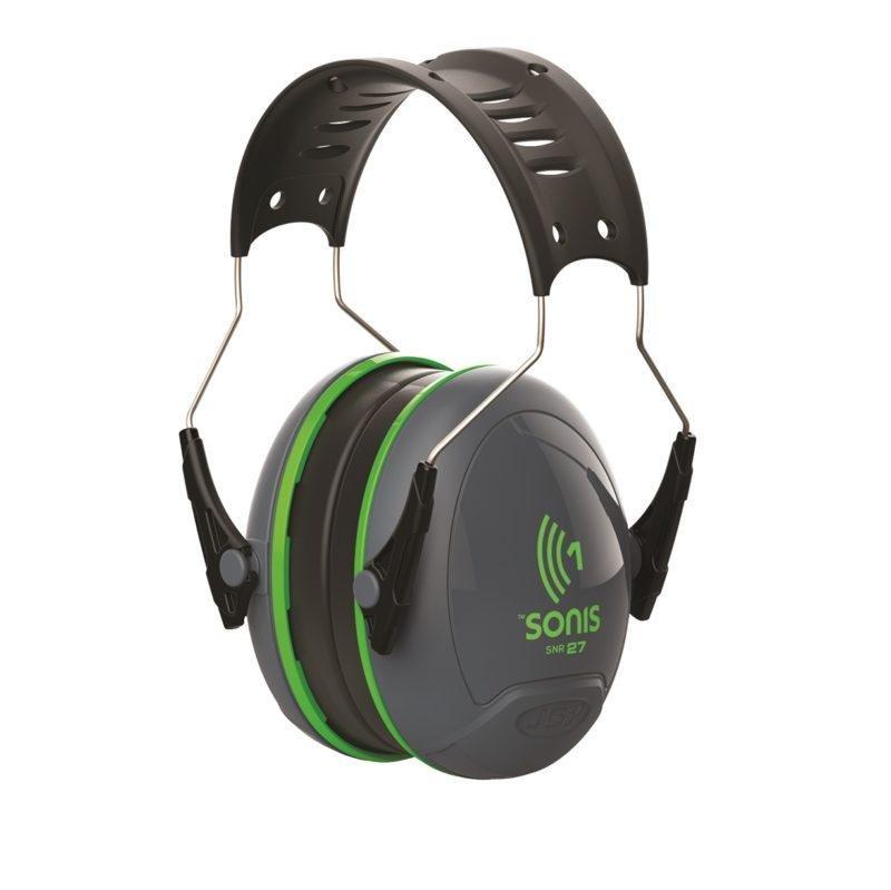 JSP - Sonis 1 Adjustable ear defender SNR 27 [JS-AEB010-0AY-800]