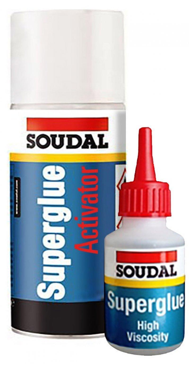 Soudal Clear Mitre-kit (2 sizes)