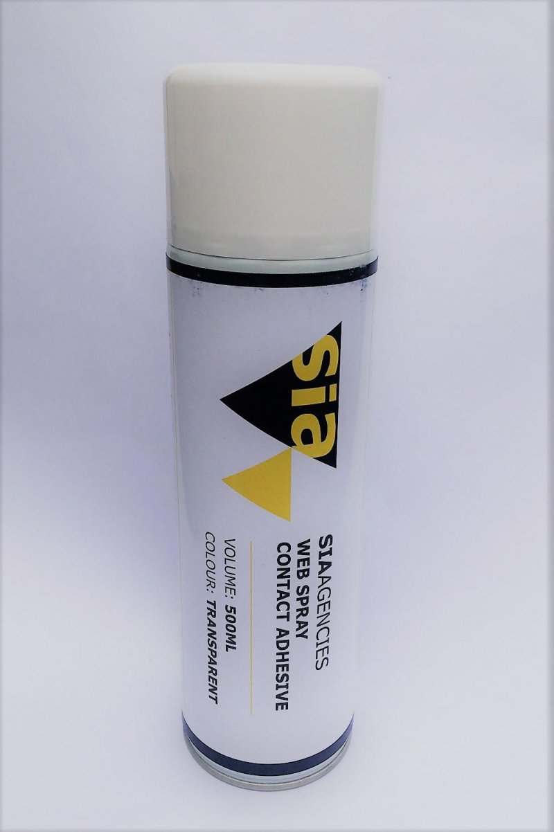 SIA Spray adhesive aerosol 500ml