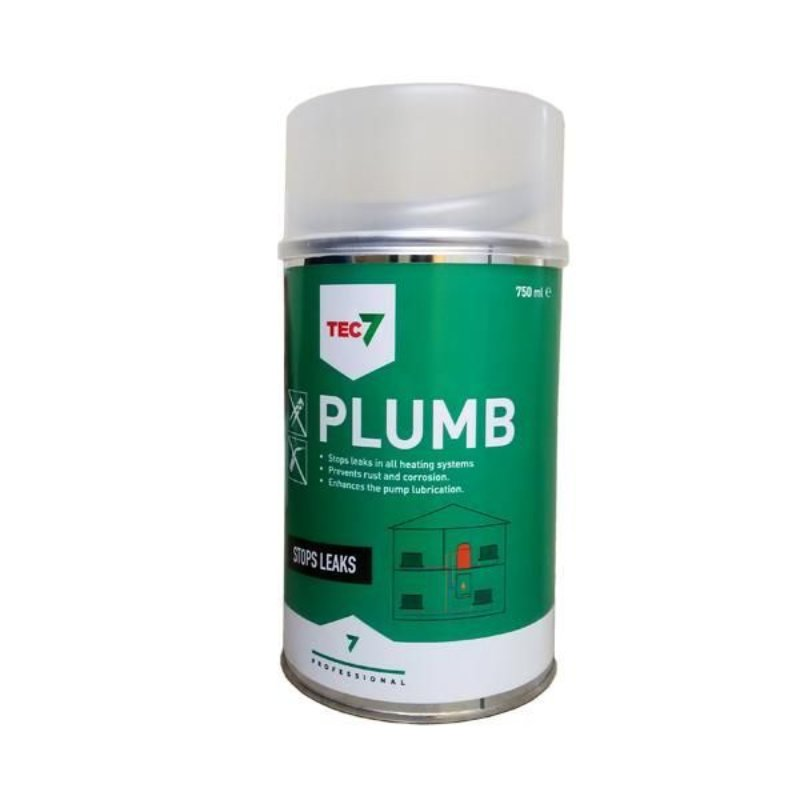 Tec 7 Plumb - non clogging leak stopper 750ml