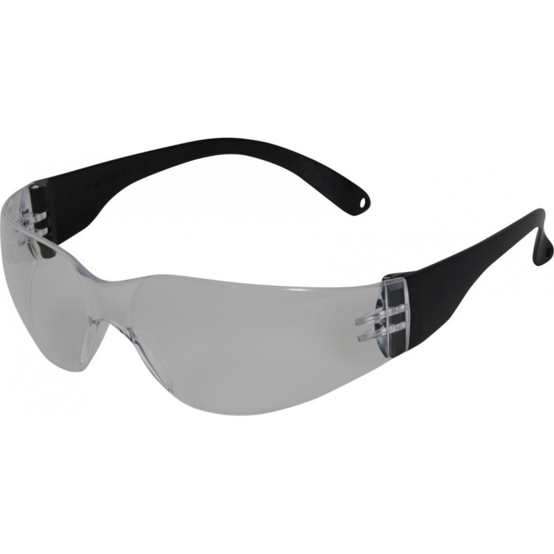 Ultimate Industrial Safety glasses - Java clear lens box 10