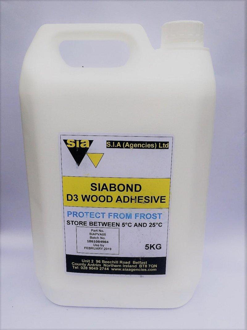 SIA Professional grade PVA wood glue