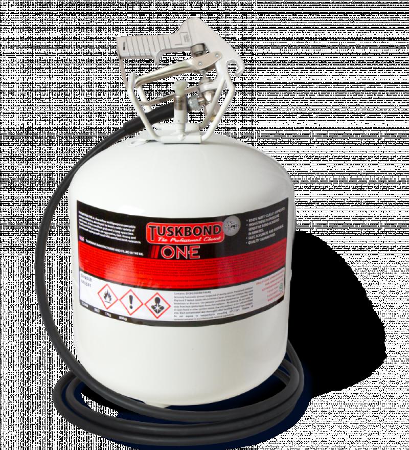 Tuskbond ONE Multipurpose Sprayable Contact Adhesive 17kg