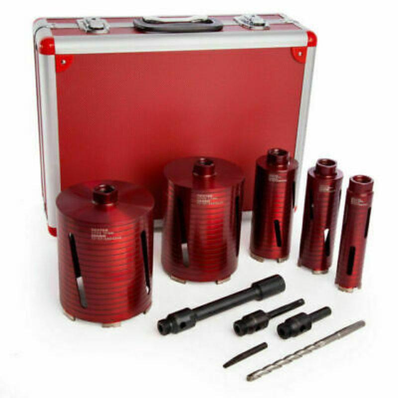 Dart DB00880 Red Ten DCD Spiro Diamond Core Kit (Pack Of 5)