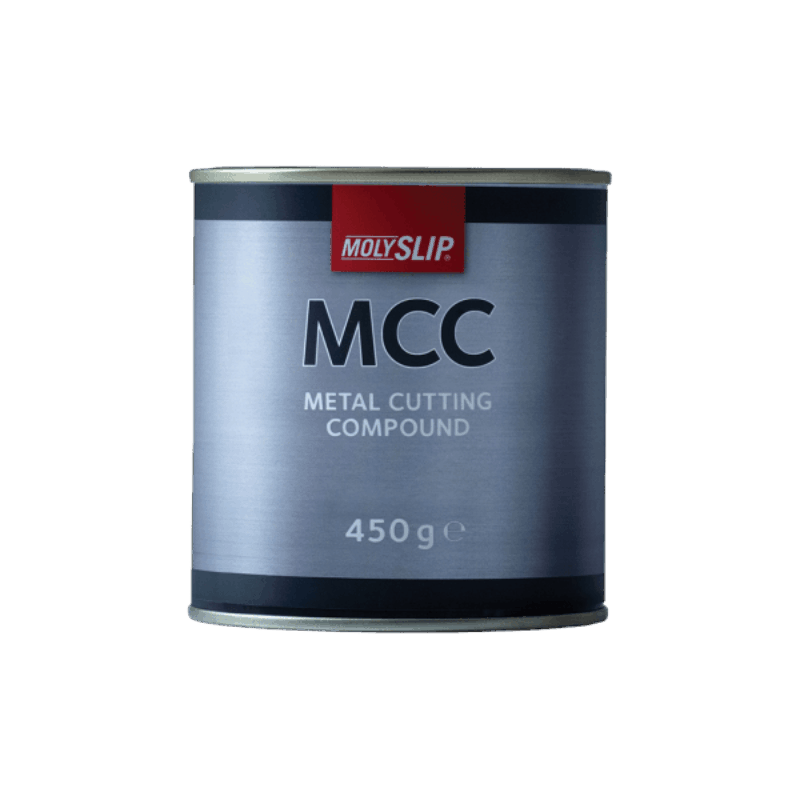 Molyslip MCC metal cutting compound - paste for brush or dip metal drilling and cutting